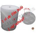 Rouleau GROSSE BULLES larg 50 x 50 Ml + 1 adhésif