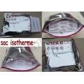 Sac emballage  isotherme