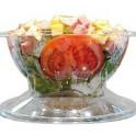 Bol Salade APET cristal a/couv 500C