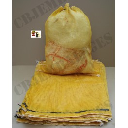 Lot de 100 sac / sachet / filet 52 x 70 cm charge de 50 kg